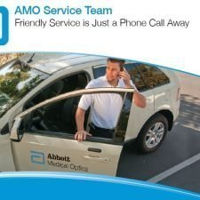 Abbott AMO Direct Mail