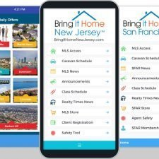 Mobile App Interface