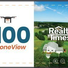Gift Card Design for RealtyTimes DroneView