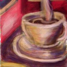 Cafe Cup Nov 2009