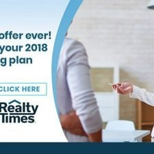 Realty Times web and Facebook banner design