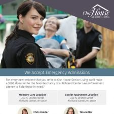 Flyer Design for Emergency Care