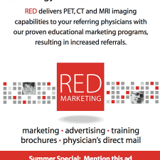 Ad Design for RED Marketing