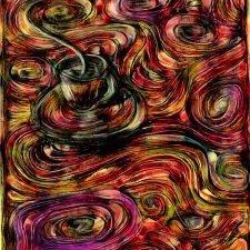 SwirlyDarkCup 08 20 10