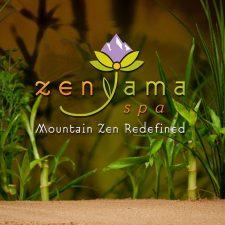 Zenyama product backdrop Design