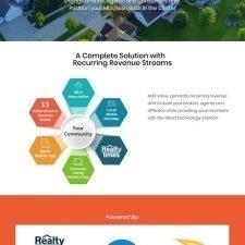 Website Design for Bring it Home Real Estate