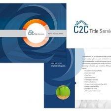 C2C Brochure Design