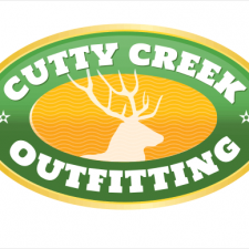 Cutty Creek Outfitting Logo Design