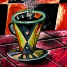 early cup