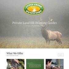 Website Design for Cutty Creek