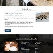 Website Design for Domenico & Sons