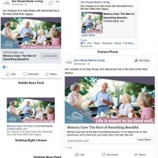 Facebook Ad Campaign Design