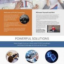 Website Re-design for PCMS