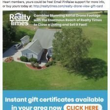 Facebook Video Ad for Realty Times
