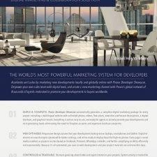 Proxio Showcase Flyer Design