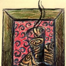 wood n cup large