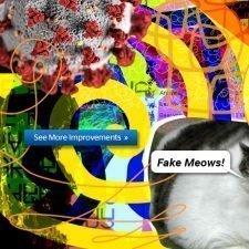 Fake Meows #3