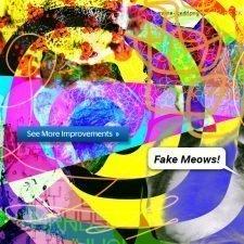 Fake Meows #9
