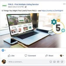 5 Things Facebook Post
