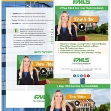 Landing Page, Video, Email, Social Media for FMLS