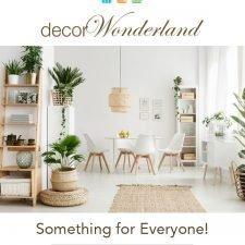 Decor Wonderland Banner Ad Design