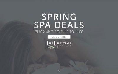 Spring Deals Designs for Life Essentials