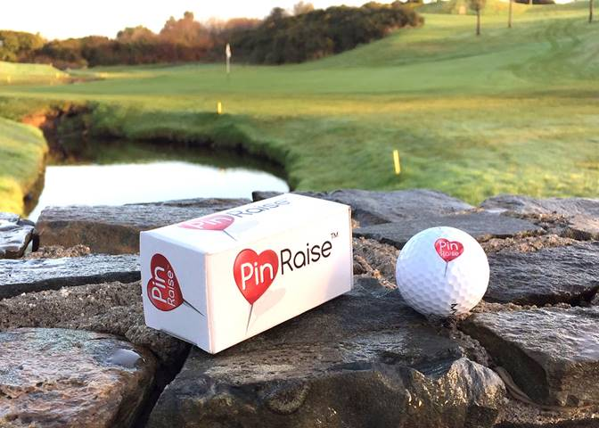 Golf Ball Promotions for PinRaise