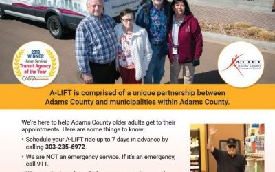 Adams County Designs for Free Rides