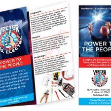 Veeter Bros Brochure Design
