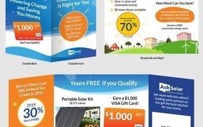 Ask Solar Folding Brochure