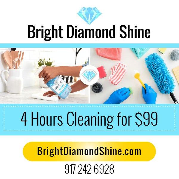 Bright Diamond Web Banner Designs