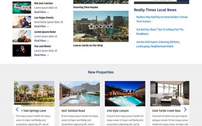 Bring it Home Las Vegas Web Design