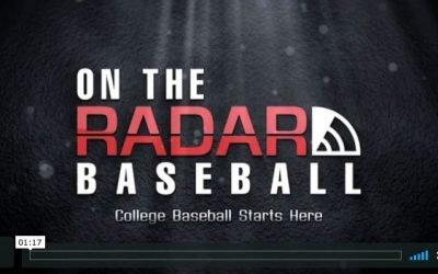 On the Radar Baseball Video