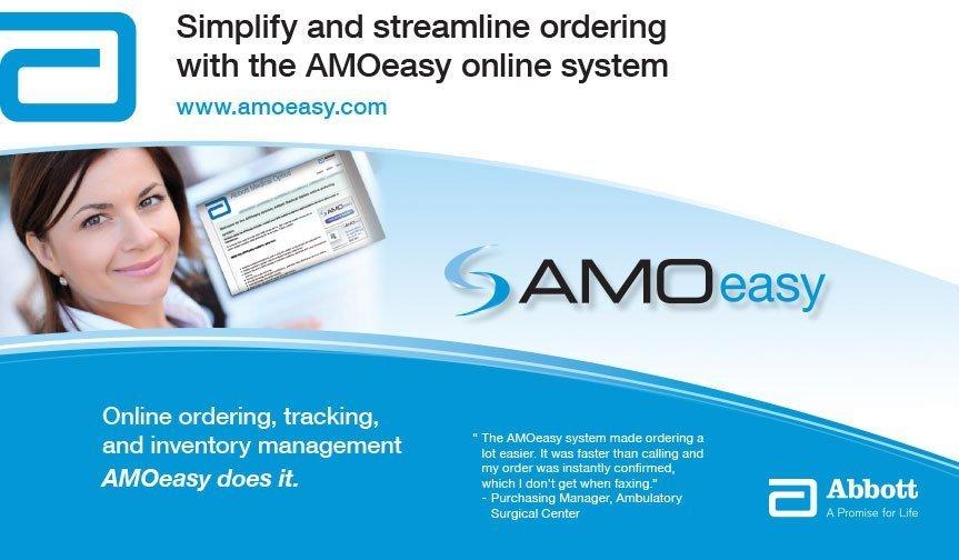 AMO Flyer Design
