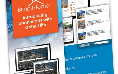 Bring it Home Brochure Design