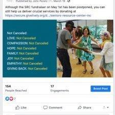 SRC Facebook Ad