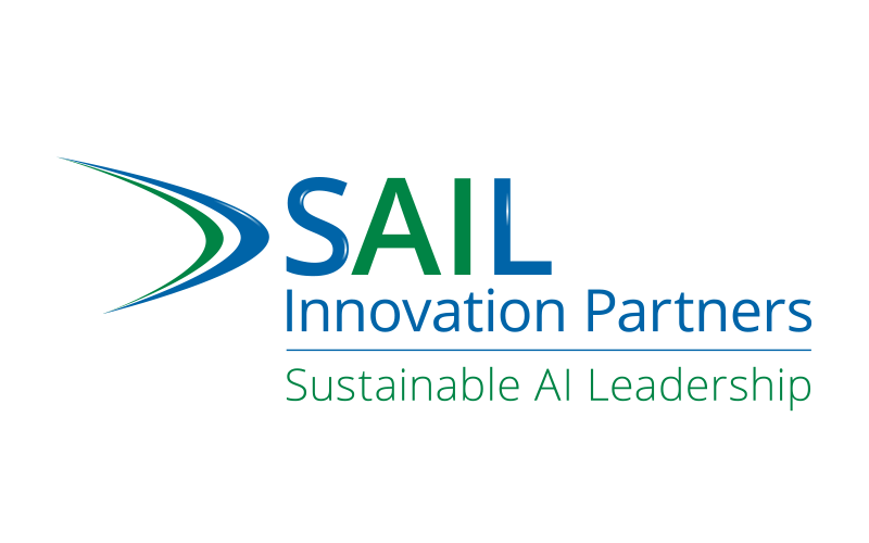 SAIL Innovation Partners logo design