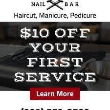 Alpha Nail Bar Banner Ad