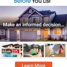 Before You List Banner Ad Design