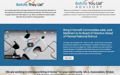 Bring it Home® Communities Designs