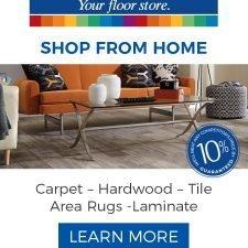 Carpet Experience Banner Ad Design