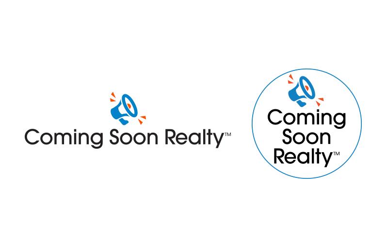 Coming Soon Realty Logo Designs