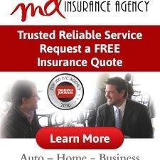 Mike Daniels Insurance Agency Banner Ad Design
