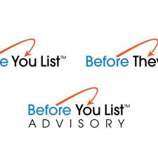 Before You List logo designs
