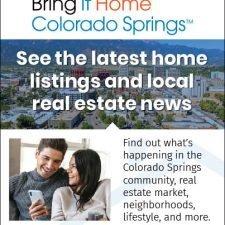 Bring it Home Colorado Springs Ad Design